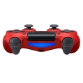 ps4 dualshock 4 wireless controller v2 red extra photo 1