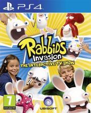rabbids invasion the interactive tv show photo