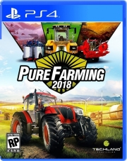 pure farming 2018 photo
