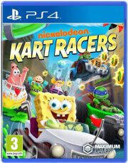 nickelodeon kart racing photo