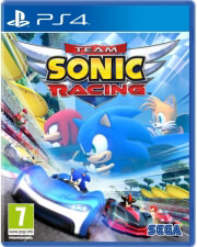 team sonic racing photo