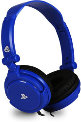 4gamers stereo gaming headset blue pro4  10 photo