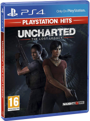 uncharted the lost legacy hits photo