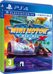 mini motor racing x for playstation vr photo
