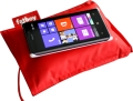 nokia wireless charging pillow fatboy dt 901 red extra photo 1