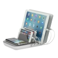 4smarts charging station family with qi grey white extra photo 2