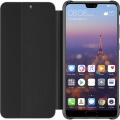 huawei smart view flip cover for p20 black extra photo 1