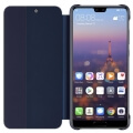 huawei 51992359 smart view flip cover for p20 deep blue extra photo 1