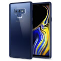 spigen ultra hybrid back cover case for samsung galaxy note 9 ocean blue extra photo 1