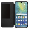 huawei 51992621 mate 20 smart flip view cover black extra photo 2