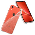 spigen liquid crystal back cover case for apple iphone xr glitter crystal extra photo 1