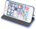 smart diva flip case for iphone 7 8 navy blue extra photo 1