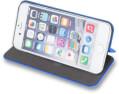 smart diva flip case for samsung j3 2016 navy blue extra photo 1