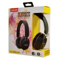 maxell classics headphones with microphone black extra photo 1