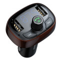 baseus transmiter fm t type bluetooth mp3 car charger coffee extra photo 1