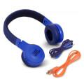jbl e45bt wireless on ear headphones blue extra photo 5