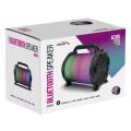 audiocore ac885 bazooka bluetooth speaker fm microsd led 2500mah extra photo 6