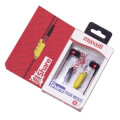 maxell eb share in ear handsfree red extra photo 2