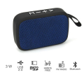 akai abts ms89b portable bluetooth speaker with usb and microsd blue extra photo 3