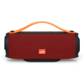 savio bs 022 stereo bluetooth speaker red extra photo 1