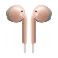 jvc ha f19m pt retro pink earbuds extra photo 1