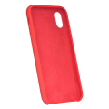 forcell silicone back cover case for samsung galaxy a41 red extra photo 1