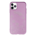 forever bioio ocean back cover case for samsung a40 pink extra photo 1