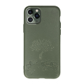 forever bioio tree back cover case for iphone 6 6s green extra photo 1