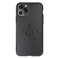 forever bioio turtle back cover case for samsung a40 black extra photo 2