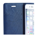 magnet book flip case for huawei p20 lite navy blue extra photo 1