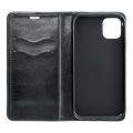 magnet book flip case for huawei y3 2018 black extra photo 1