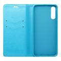 magnet book flip case for samsung galaxy a70 a70s light blue extra photo 1