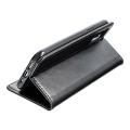 magnet book flip case for samsung galaxy m21 black extra photo 2
