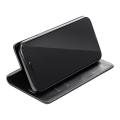 magnet book flip case for samsung galaxy note 10 black extra photo 2
