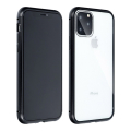 magneto back cover case for apple iphone xr 61 black extra photo 2