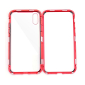 magneto back cover case for samsung a10 red extra photo 1