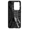 spigen core armor back cover case for samsung s20 ultra black extra photo 2