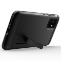 spigen tough armor back cover case stand for samsung s20 plus black extra photo 3