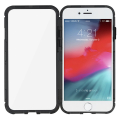 magnetic full glass case for iphone 11 pro max black extra photo 1