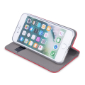 smart magnet flip case for nokia 23 red extra photo 2