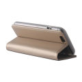 smart magnet flip case for samsung a31 gold extra photo 2