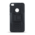 defender back cover stand case for samsung a30 black extra photo 1