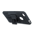 defender back cover stand case for samsung a30 black extra photo 2
