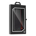original audi carbon fibre case aus tpupcs10 r8 d1 bk for samsung s10 black extra photo 3