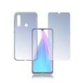4smarts 360 protection set for xiaomi redmi note 8t clear extra photo 1