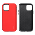 roar rico armor back cover case for for xiaomi redmi note 9 red extra photo 1