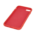 silicon back cover case for xiaomi redmi 9a red extra photo 2