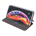 smart diva flip case for xiaomi mi note 10 mi note 10 pro mi cc9 pro burgundy extra photo 2