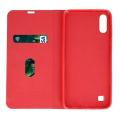 smart venus flip case with frame for xiaomi redmi 7a red extra photo 1