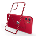 ultra hybrid back cover case for xiaomi redmi note 8 pro red extra photo 1